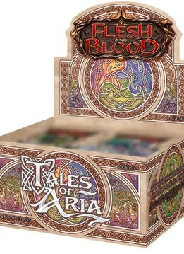 Flesh and Blood: Tales of Aria 1st Edition Booster Box (24 sept)