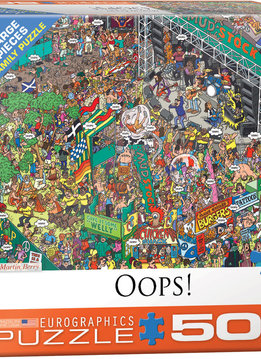 Puzzle: Oops! by Martin Berry (500pcs Large)