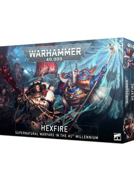 Warhammer 40K: Hexfire (EN)