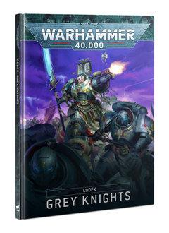Codex: Grey Knights 2021 (EN) (HB)