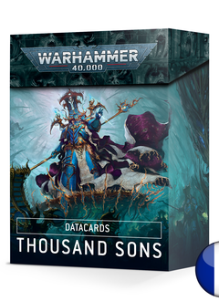 Datacards: Thousand Sons 2021 (FR)