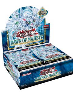 Yu-Gi-Oh! Dawn of Majesty Booster Box