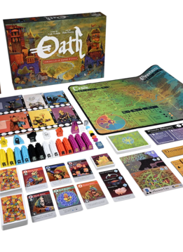 Oath: Chronicles of Empire and Exile (Retail)
