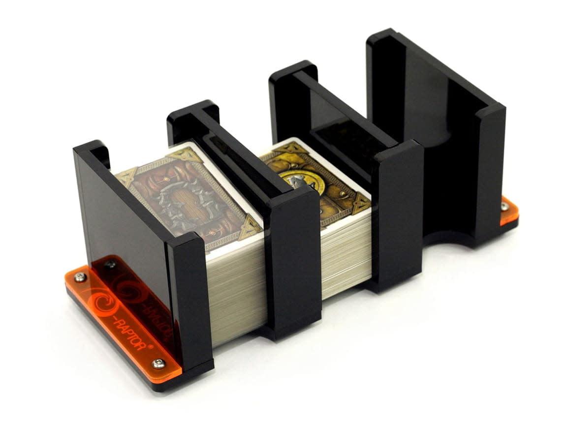 Card Holder - 3S Solid Black