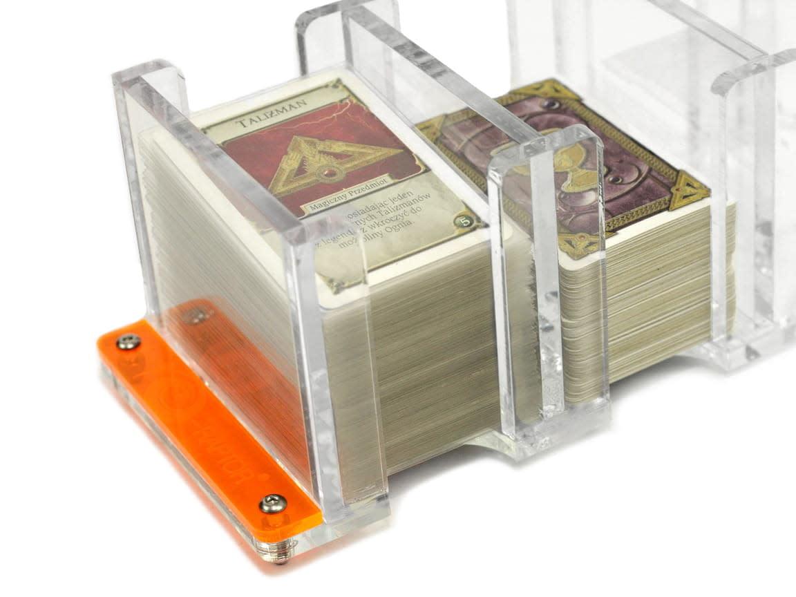 Card Holder - 5S Solid Transparent