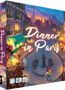 Dinner in Paris (FR)