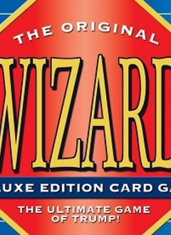 Wizard Deluxe Edition Card Game