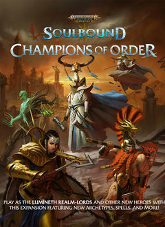 Warhammer AoS: Soulbound - Champions of Order