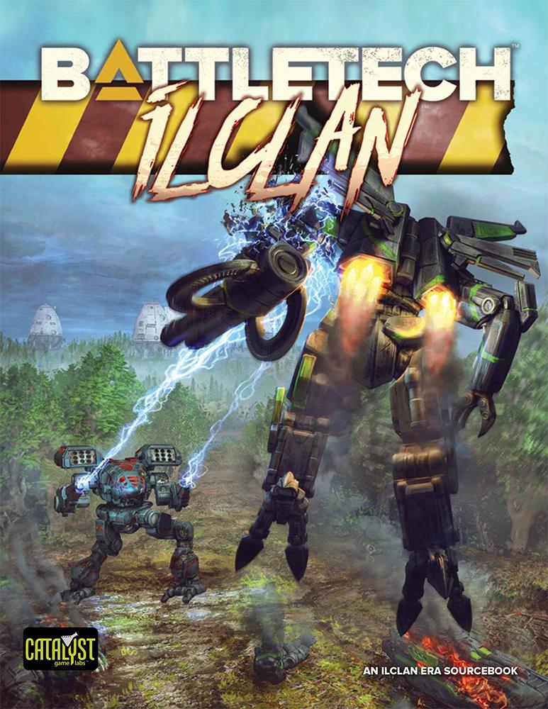 Battletech: Ilclan Sourcebook (HC)