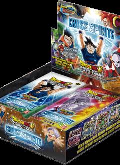 Dragon Ball Super TCG: Cross Spirits (UW5) - Booster Box