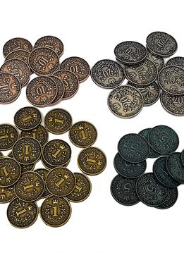 Rococo Deluxe Metal Components
