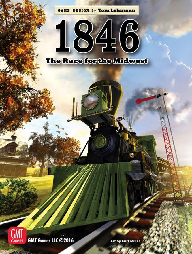 1846: The Race for the Midwest