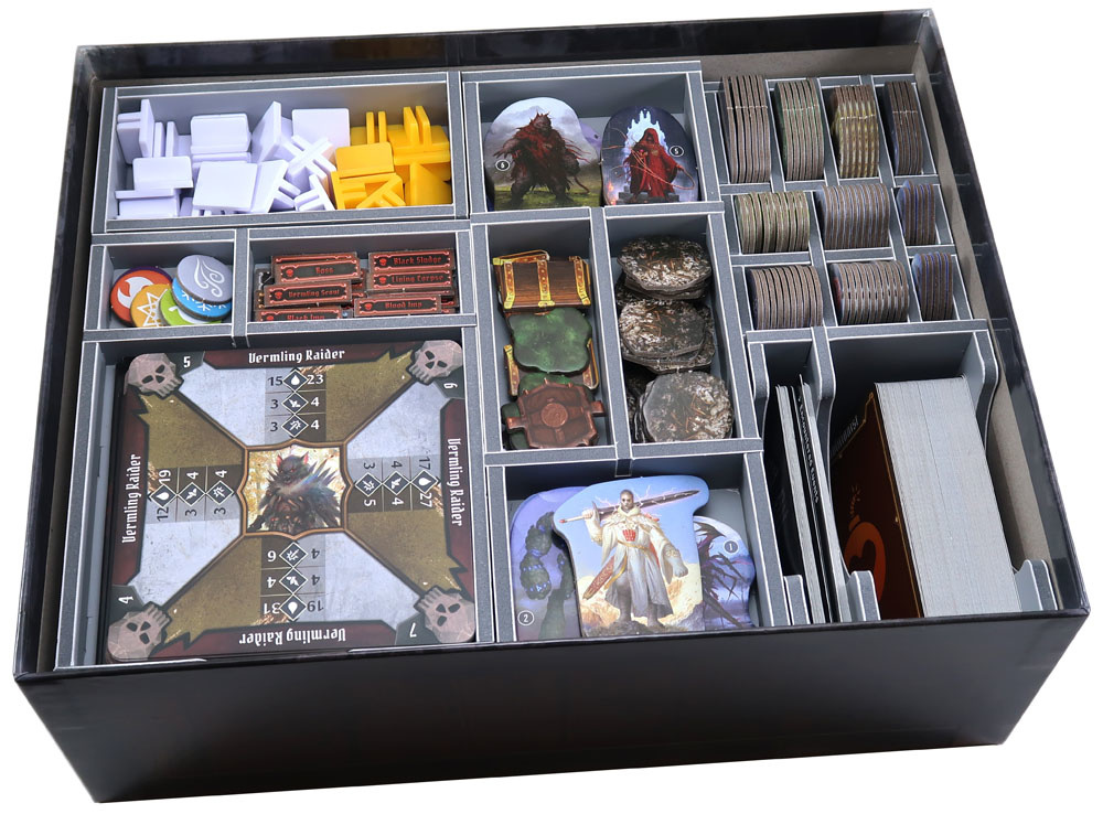 FS Foamcore Insert - Gloomhaven: Jaws of the Lion