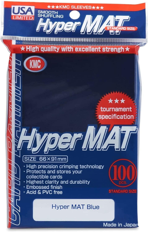 KMC Hyper Matte Blue (100ct)