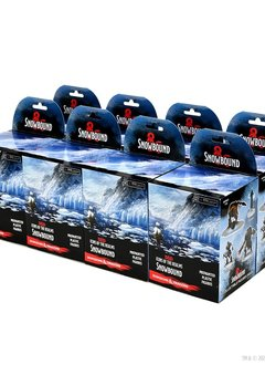 D&D Minis Icons of the Realm: Snowbound Booster Brick (8ct)
