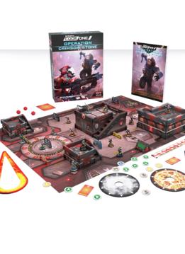 Infinity CodeOne Battlebox: Operation Crimson Stone (Sortie 27 aout)
