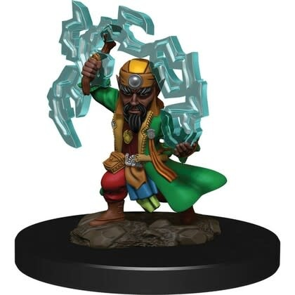 PF Battles Premium Mini: Gnome Sorcerer Male (WV2) (Sortie 25 aout)