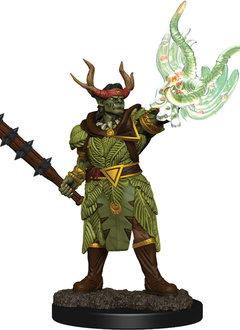 PF Battles Premium Mini: Half-Orc Druid Male (WV2) (Sortie 25 aout)