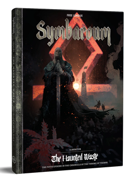 Symbaroum: Alberetor - The Haunted Waste (HC)