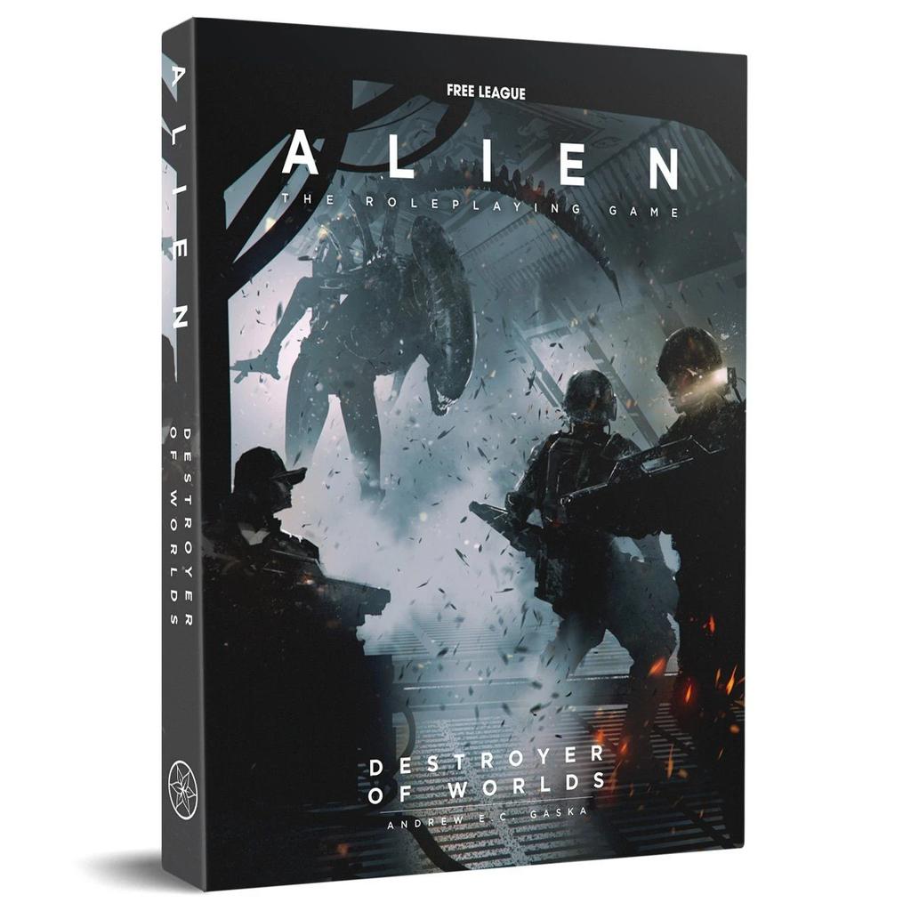 Alien RPG: Destroyer of Worlds (Boxed Adventure)