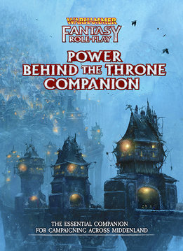 WFRP: Enemy Within – Volume 3: Power Behind the Throne Companion