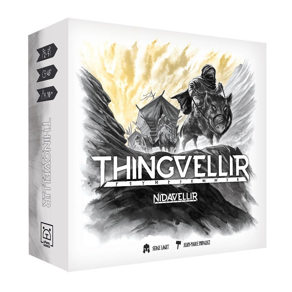 Nidavellir: Thingvellir (FR)