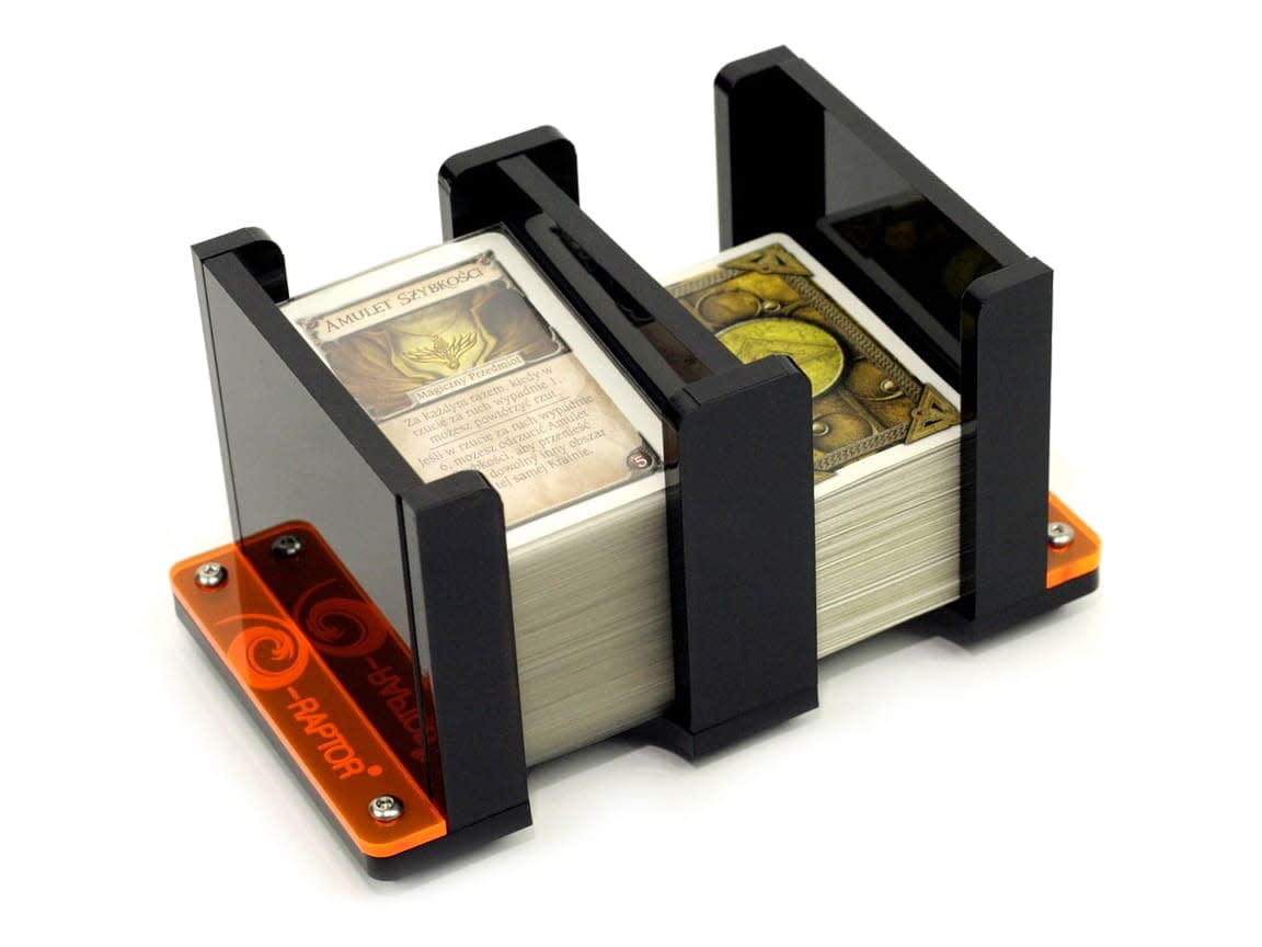 Card Holder - 2S Solid