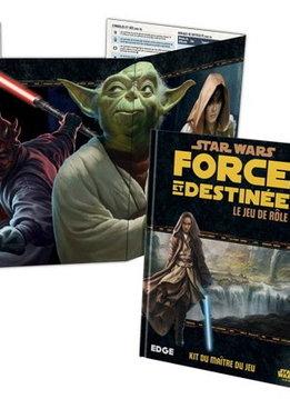 Star Wars: Force et Destinée - Kit du MJ
