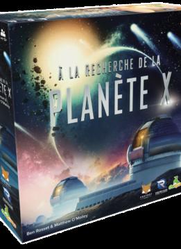 À la Recherche de la Planète X