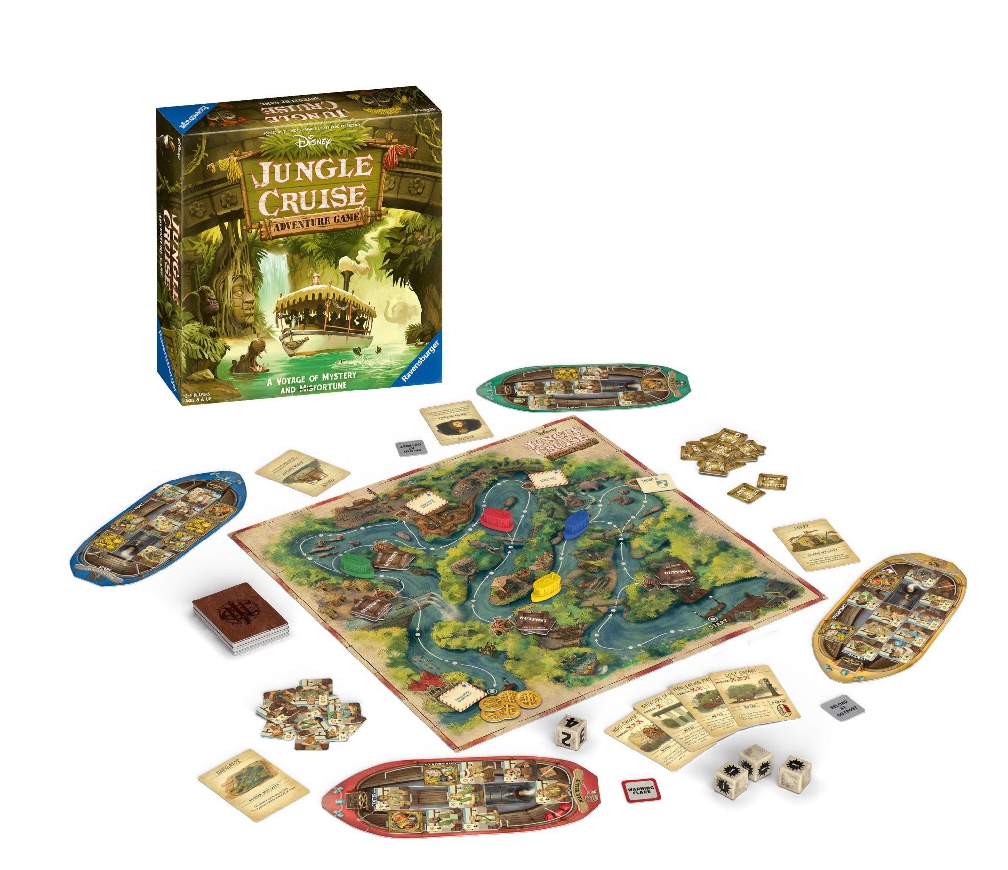 Disney: Jungle Cruise - Adventure Game (EN)