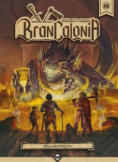 Brancalonia RPG: Macaronicon Expansion (HC)