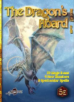 The Dragon's Hoard #2 (5E Zine)