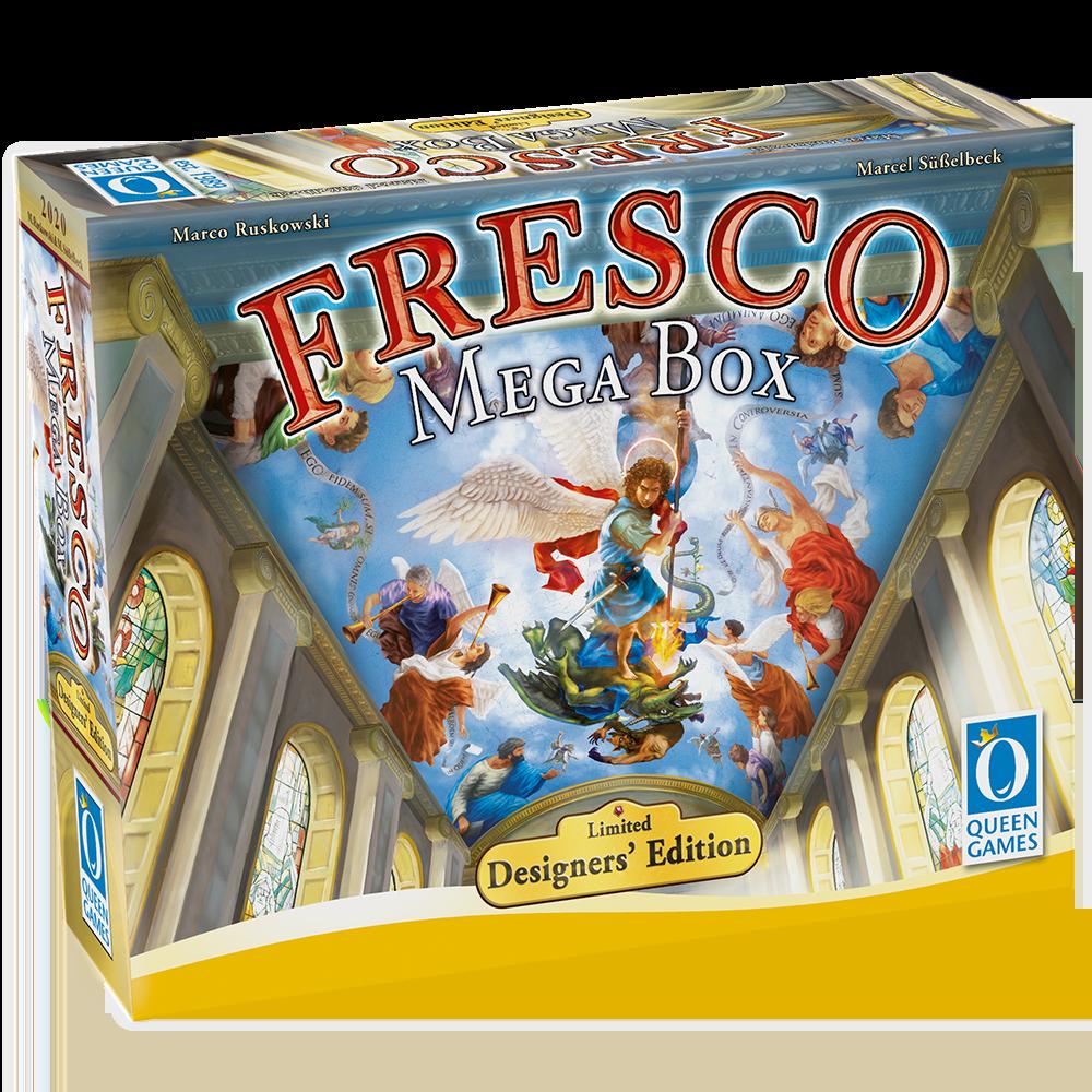 Fresco Mega Box with Game Trayz (ML)
