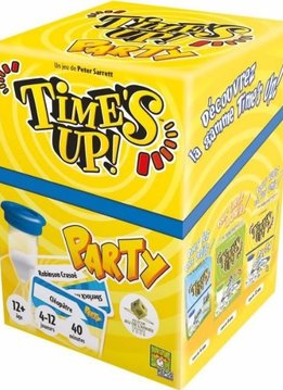 Time's Up! Party (Édition Québecoise)