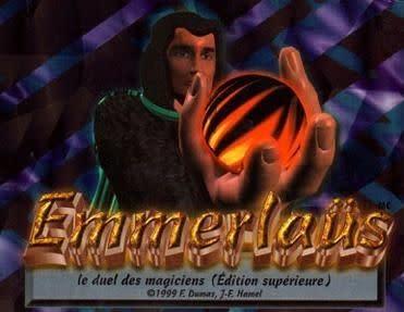 Emmerlaus - Le Duel des Magiciens Nouvelle Édition