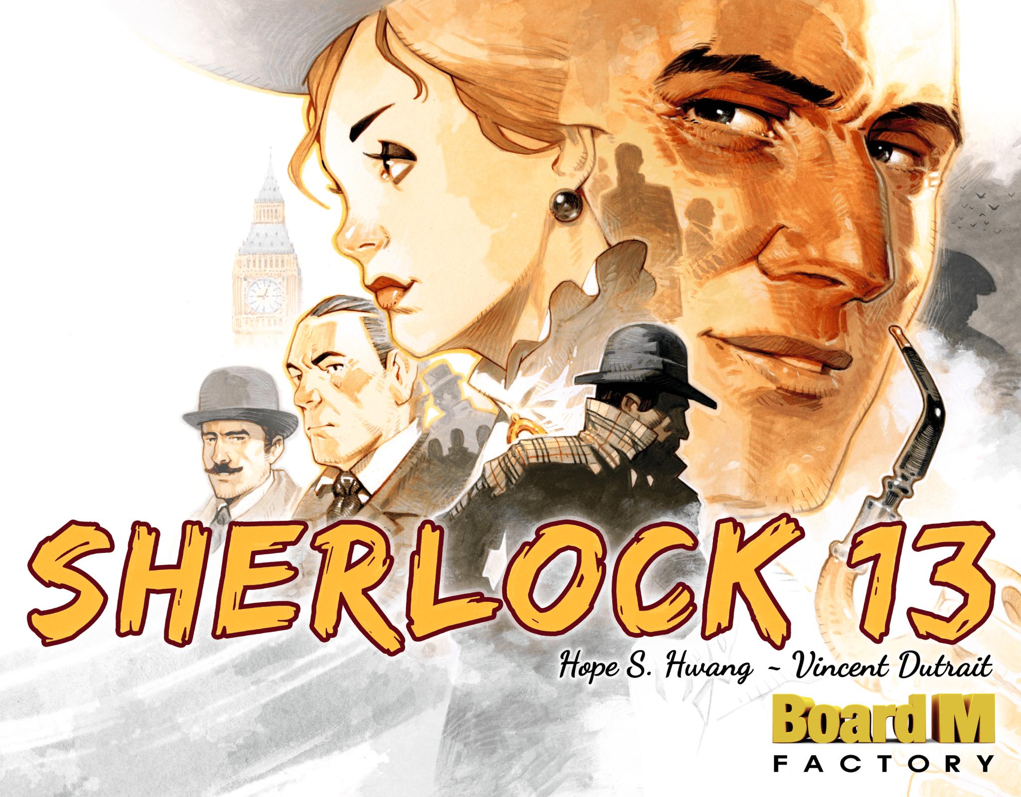 Sherlock 13 (FR)