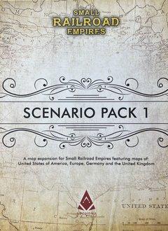 Small Railroad Empire: Scenario Pack 1