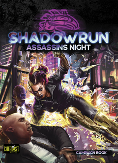 Shadowrun Assassins Night (HC)