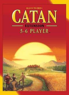 Catan 5-6 Players EN