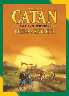 Catan: Cities & Knights 5-6 player