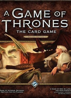 A Game of Thrones LCG (2Nd Edition)