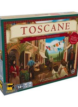 Viticulture: Ext. Toscane (FR)