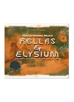 Terraforming Mars Hellas & Elysium (FR)