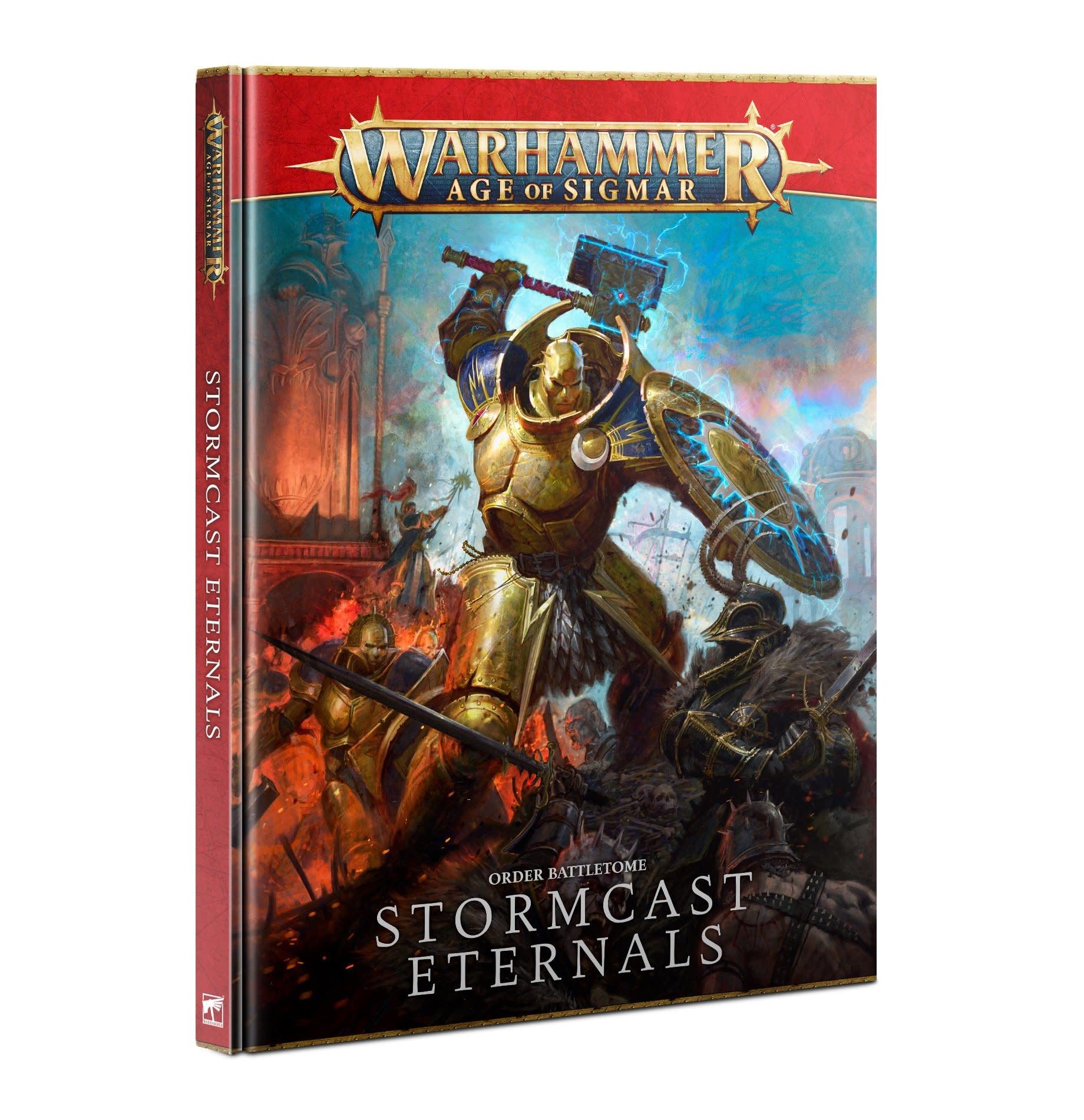 Battletome: Stormcast Eternals (HB) (EN)