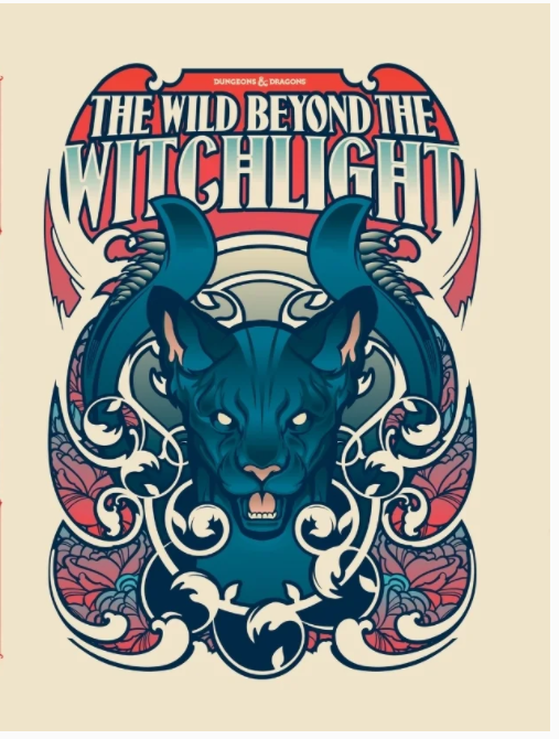 Dungeons & Dragons: Wild Beyond the Witchlight Alt Cover