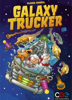 Galaxy Trucker 2021 edition