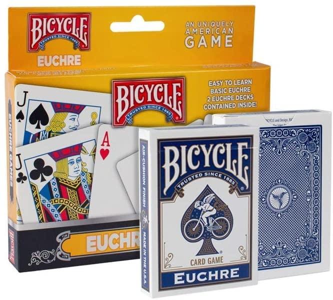 Bicycle Euchre Deck