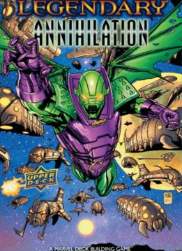 Legendary Marvel : Annihilation