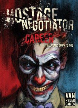 Hostage Negotiator: Career Exp.