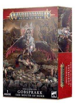 Orruk Warclans: Gobsprakk, the Mouth of Mork